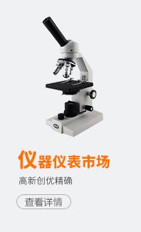 仪器仪biao市场
